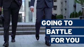 McDivitt Law Firm, P.C. TV Spot, 'Going to Battle for You' - Thumbnail 2