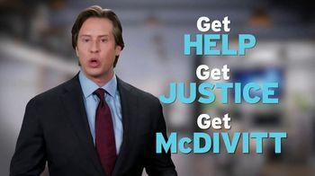 McDivitt Law Firm, P.C. TV Spot, 'Going to Battle for You' - Thumbnail 5