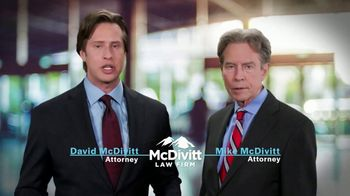 McDivitt Law Firm, P.C. TV Spot, 'What It Means to Get Help' - Thumbnail 2