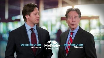 McDivitt Law Firm, P.C. TV Spot, 'What It Means to Get Help' - Thumbnail 3