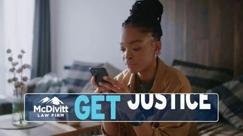 McDivitt Law Firm, P.C. TV Spot, 'What It Means to Get Help' - Thumbnail 7