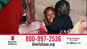 Save the Children TV Spot, 'Fatun and Fatima'