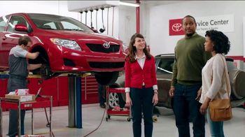 Toyota Service Centers TV Spot, 'Electrician' [T2] - Thumbnail 8
