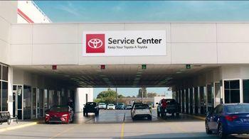 Toyota Service Centers TV Spot, 'Electrician' [T2] - Thumbnail 9