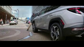 2022 Hyundai Tucson TV Spot, 'Question Everything: The Falcon and the Winter Soldier' [T1] - Thumbnail 1