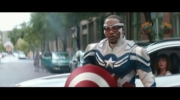 2022 Hyundai Tucson TV Spot, 'Question Everything: The Falcon and the Winter Soldier' [T1]