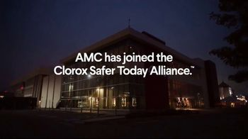 Clorox TV Spot, 'Safer Today Alliance: AMC Theatres' - Thumbnail 1