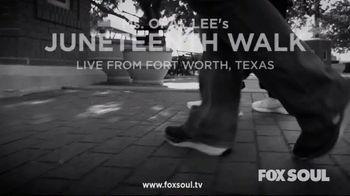 FOX Soul TV Spot, 'Ms. Opal Lee's Juneteenth Walk' - Thumbnail 6