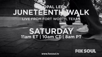 FOX Soul TV Spot, 'Ms. Opal Lee's Juneteenth Walk' - Thumbnail 7