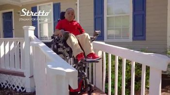 Quantum Rehab Edge 3 Stretto TV Spot, 'Go Where You Want To Go: Morgan' - Thumbnail 4