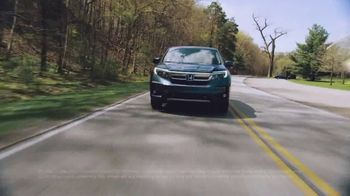 2021 Honda Pilot TV Spot, 'No One Does It Like We Do' Song by Grace Mesa [T2] - Thumbnail 2