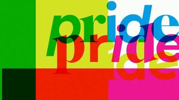 Pride Is Universal TV Spot, 'Community' - 306 commercial airings