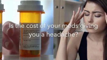 Rx Heroes App TV Spot, 'Prescription Prices Giving You a Headache?' - Thumbnail 1