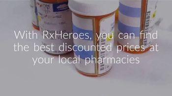 Rx Heroes App TV Spot, 'Prescription Prices Giving You a Headache?' - Thumbnail 3