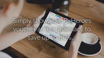Rx Heroes App TV Spot, 'Prescription Prices Giving You a Headache?' - Thumbnail 5