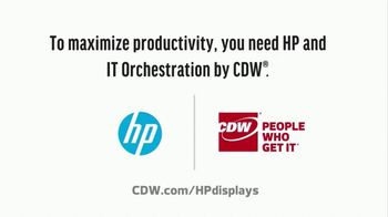 CDW TV Spot, 'Reinvent the Way You Work' - Thumbnail 10