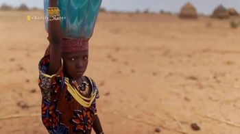 charity: water TV Spot, 'Water Crisis'