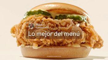 Burger King TV Spot, 'Lo mejor del menú' [Spanish]