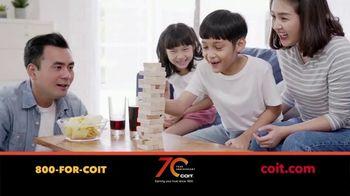 COIT TV Spot, 'Time Indoors'