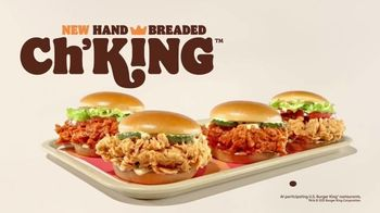 Burger King Hand Breaded Ch'King TV Spot, 'Ignore the Reviews' - Thumbnail 9