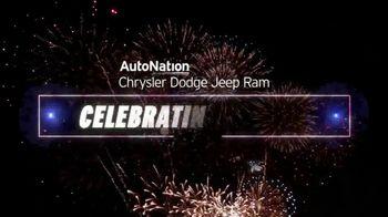 AutoNation Chrysler Dodge Jeep Freedom Days TV Spot, 'Holiday Savings: 0% Financing' - Thumbnail 4