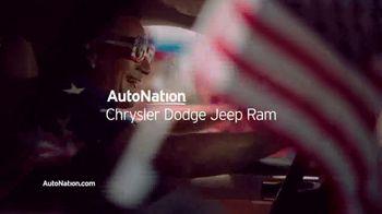 AutoNation Chrysler Dodge Jeep Freedom Days TV Spot, 'Holiday Savings: 0% Financing' - Thumbnail 9