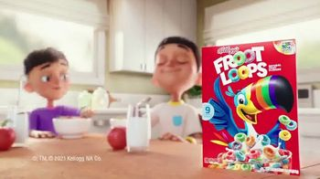 Froot Loops TV Spot, 'Follow Your Nose to Froot Loops World' - Thumbnail 10