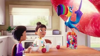 Froot Loops TV Spot, 'Follow Your Nose to Froot Loops World' - Thumbnail 3
