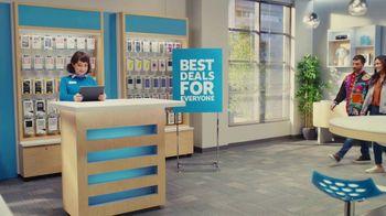 AT&T Wireless TV Spot, 'Best Deals: Lucky Shirt: Free Samsung Galaxy S21 5G' - Thumbnail 1