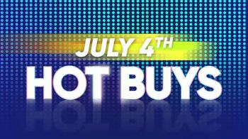 Rooms to Go Kids July 4th Hot Buys TV Spot, 'Twin Panel Bed'