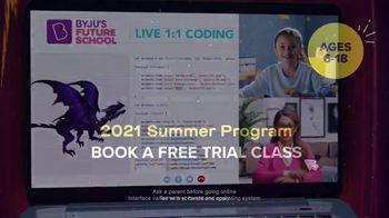 BYJU'S Future School 2021 Summer Program TV Spot, 'Boomboxasaurus: Free Trial Class' - Thumbnail 9