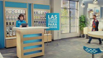 AT&T Wireless TV Spot, 'Best Deals: camisa de la suerte: Free Samsung Galaxy S21 5G' [Spanish] - Thumbnail 1