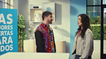 AT&T Wireless TV Spot, 'Best Deals: camisa de la suerte: Free Samsung Galaxy S21 5G' [Spanish] - Thumbnail 3