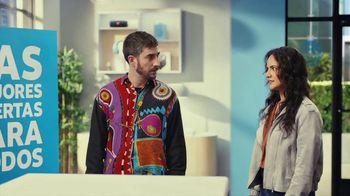 AT&T Wireless TV Spot, 'Best Deals: camisa de la suerte: Free Samsung Galaxy S21 5G' [Spanish] - Thumbnail 5