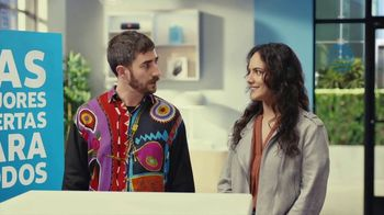 AT&T Wireless TV Spot, 'Best Deals: camisa de la suerte: Free Samsung Galaxy S21 5G' [Spanish] - Thumbnail 8