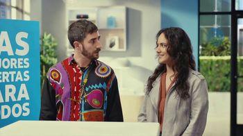 AT&T Wireless TV Spot, 'Best Deals: camisa de la suerte: Free Samsung Galaxy S21 5G' [Spanish]