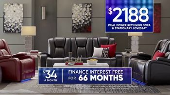 Rooms to Go July 4th Hot Buys TV Spot, 'Two Piece Sofa Set'