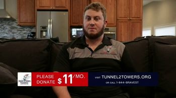 Stephen Siller Tunnel to Towers Foundation TV Spot, 'Kevin Trimble' Featuring Conor McGregor - Thumbnail 1