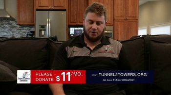 Stephen Siller Tunnel to Towers Foundation TV Spot, 'Kevin Trimble' Featuring Conor McGregor - Thumbnail 2