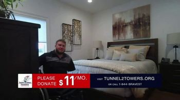 Stephen Siller Tunnel to Towers Foundation TV Spot, 'Kevin Trimble' Featuring Conor McGregor - Thumbnail 4