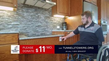 Stephen Siller Tunnel to Towers Foundation TV Spot, 'Kevin Trimble' Featuring Conor McGregor - Thumbnail 5