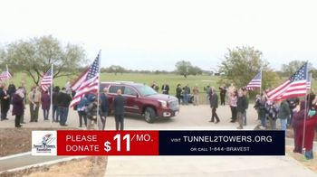 Stephen Siller Tunnel to Towers Foundation TV Spot, 'Kevin Trimble' Featuring Conor McGregor - Thumbnail 6