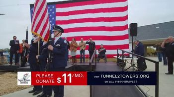 Stephen Siller Tunnel to Towers Foundation TV Spot, 'Kevin Trimble' Featuring Conor McGregor - Thumbnail 7
