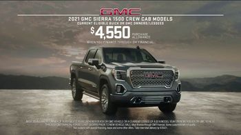 2021 GMC Sierra TV Spot, 'Anthem' [T2] - Thumbnail 6