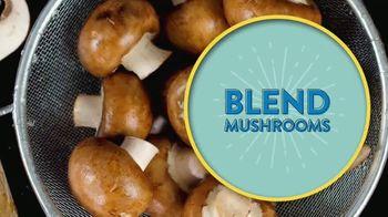 Mushroom Council TV Spot, 'Food Network: Blended Burger Contest'