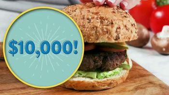 Mushroom Council TV Spot, 'Food Network: Blended Burger Contest' - Thumbnail 3