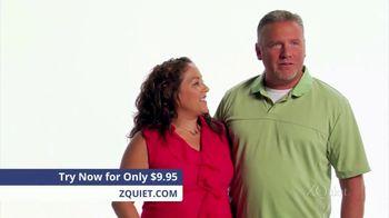 ZQuiet TV Spot, 'Rick & Robbin Tell Their Story of Better Nights'