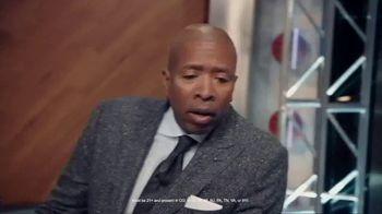 FanDuel SportsBook TV Spot, 'Enhanced Odds' Featuring Charles Barkley, Kenny Smith