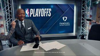 FanDuel SportsBook TV Spot, 'Enhanced Odds' Featuring Charles Barkley, Kenny Smith - Thumbnail 1