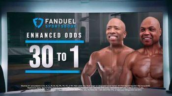 FanDuel SportsBook TV Spot, 'Enhanced Odds' Featuring Charles Barkley, Kenny Smith - Thumbnail 10